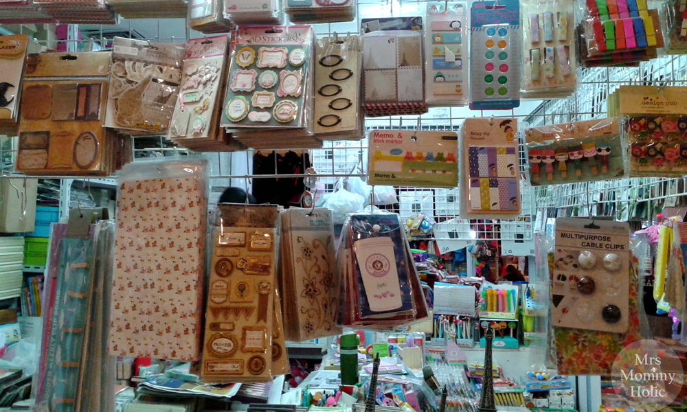 LOOK: An Arts And Crafts Store In Divisoria Is A Haven For