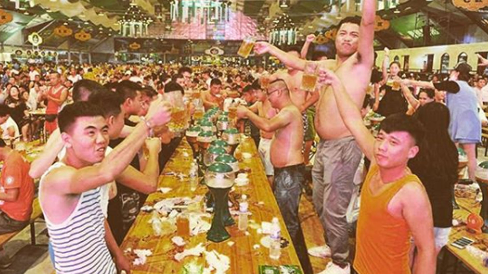 Oktoberfest China