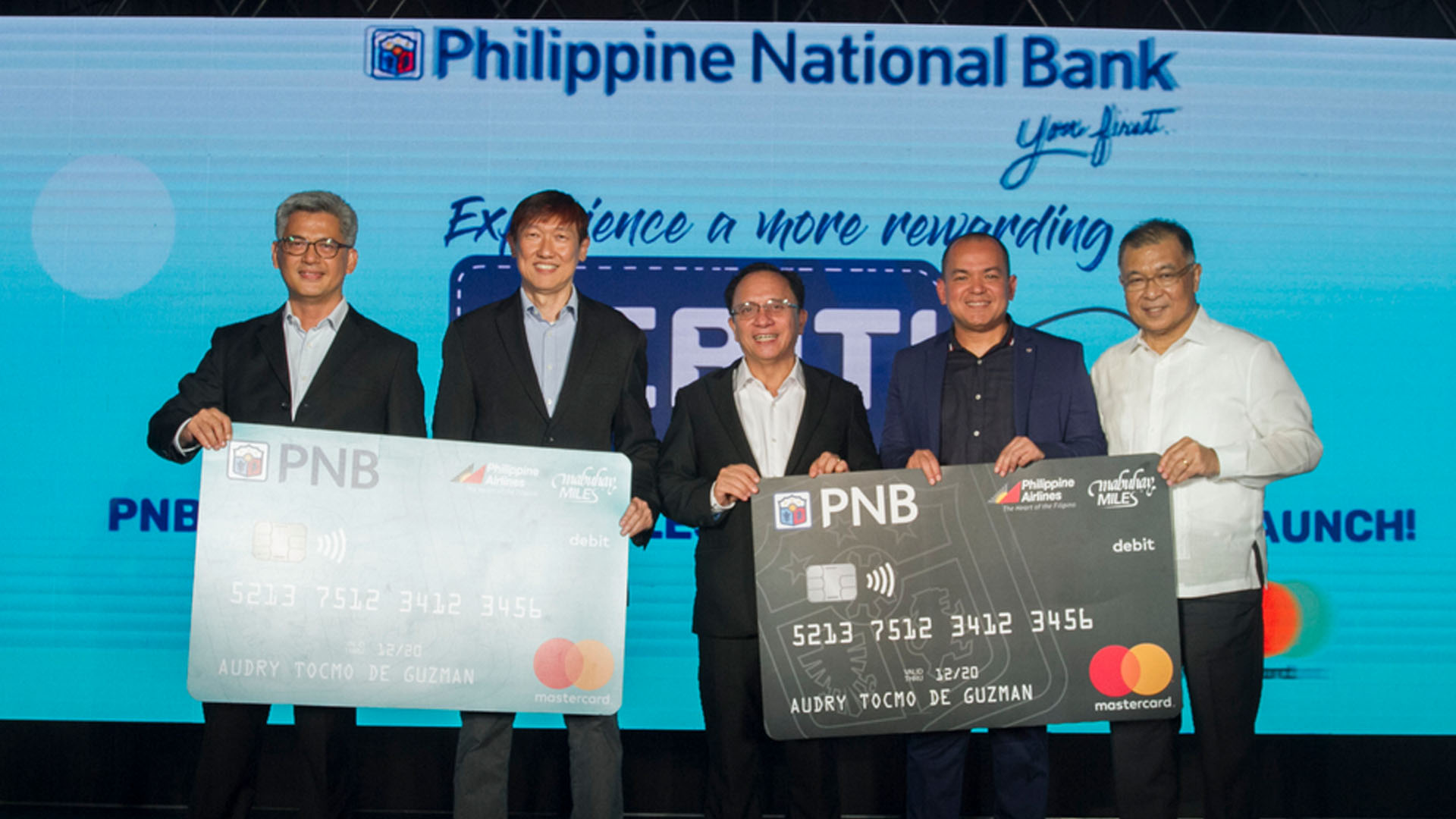 Mastercard And Philippine National Bank Launch The PNB-PAL